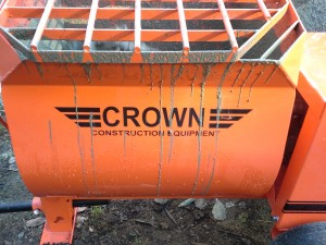 crown mixer