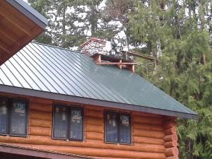 b s roof