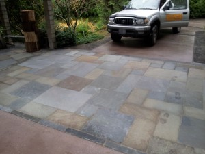 patterned bluestone 2