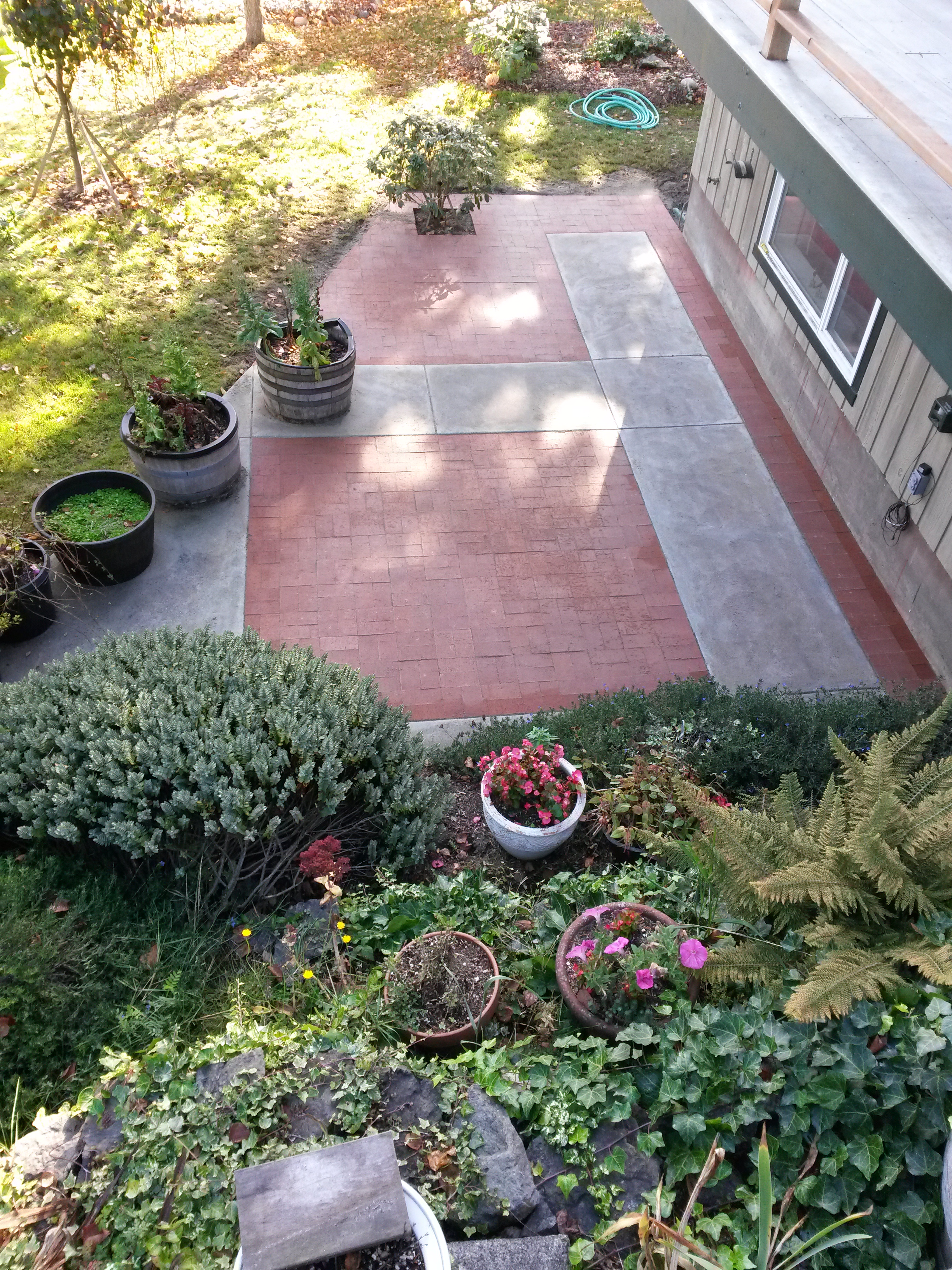 Brick Paver Patio With Fire Pit Cost: Custom Brick And Stone Work